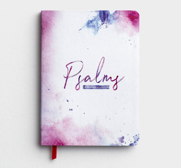 Psalms Prayer Journal