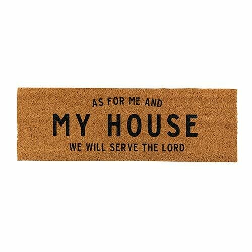 Doormat | As  For My House