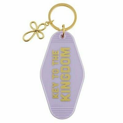 Key to the Kingdom Keychain