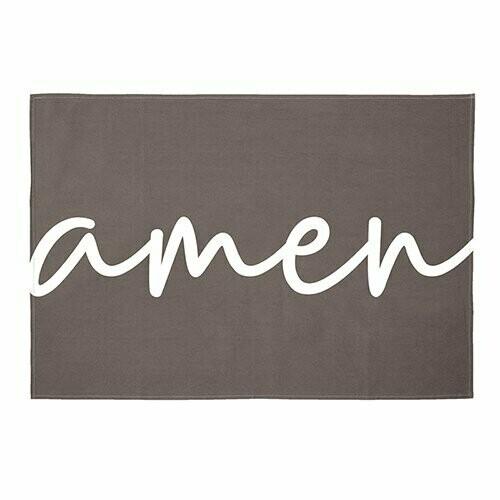 Tea Towel- Amen