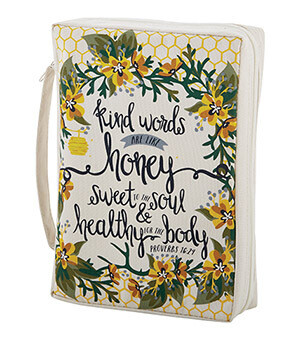 Kind Words Bible Cover