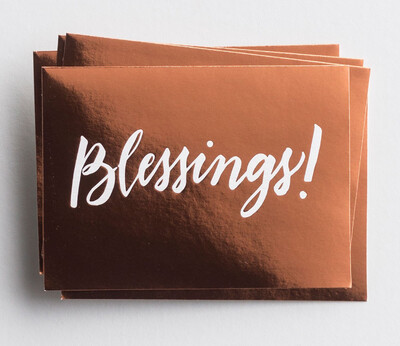 Blessings Notecards