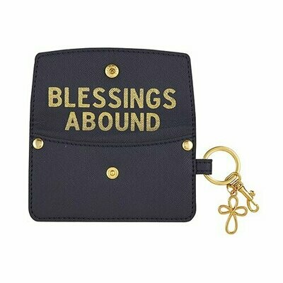 Credit Card Pouch | Blessings Abound