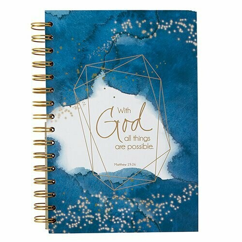Journal | All things are possible