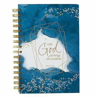 All Things Are Possible Journal