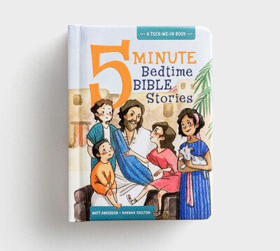 5 Minute Bible Stories