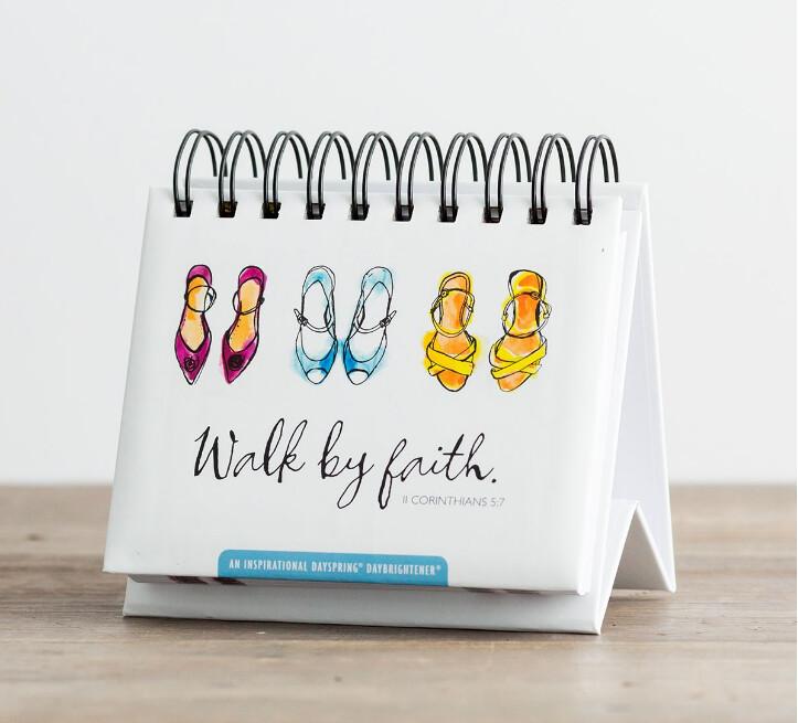 Walk by Faith Daybrightner
