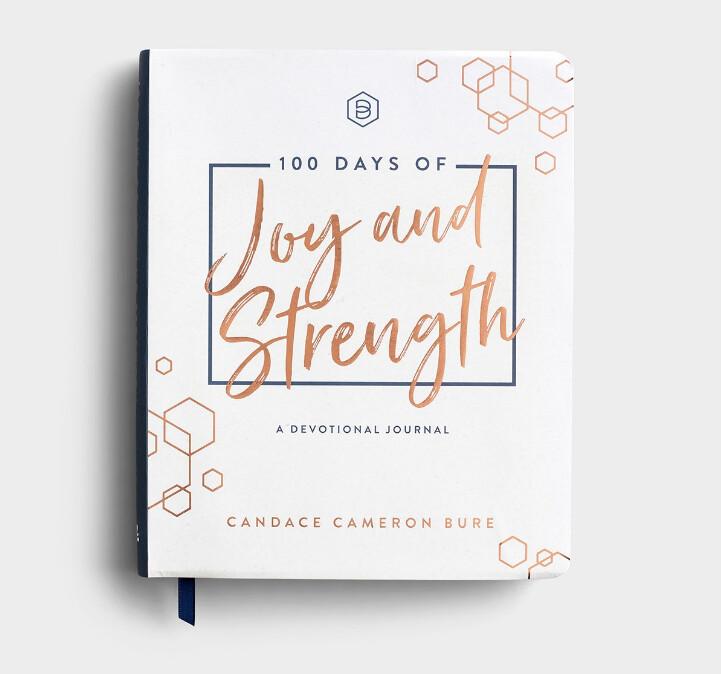 100 Days of Joy and Strength - Devotional Journal