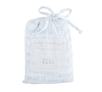 Swaddle Blanket | Proof of Miracles