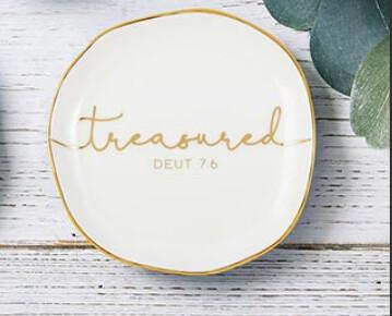 Trinket Tray Treasured