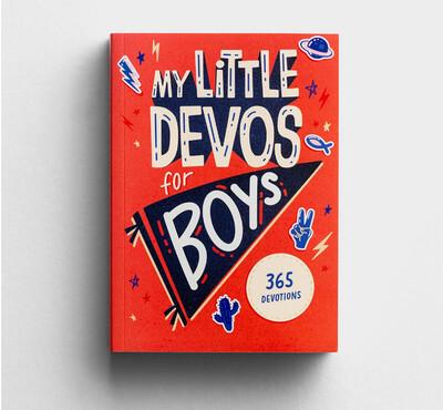 My little devos boys