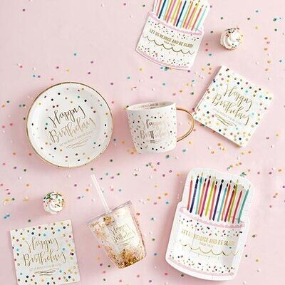 Birthday Party Pack | 42 pieces