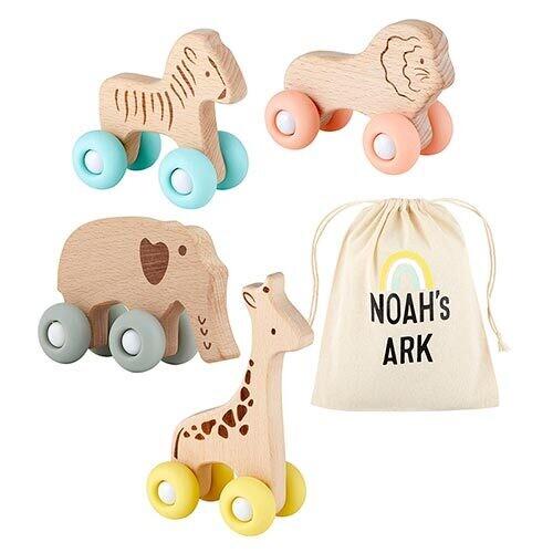 Noah's Ark Toy Set   8 toys