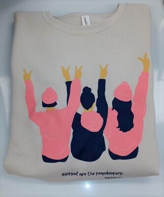 Peace Keepers Sweatshirt