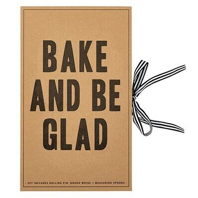 Bake and Be Glad Book Set