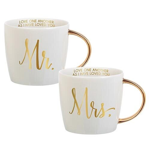 Mr. and Mrs. Mugs