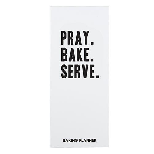 Pray Bake Serve Meal Planner