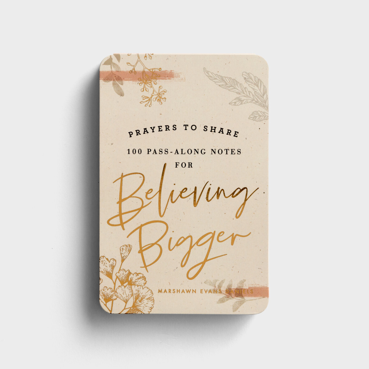 Prayers to Share 100 Days of Believing Bigger