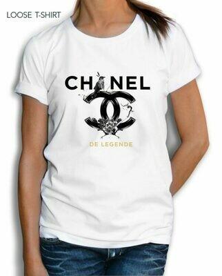 De Legende CC Print Cotton T-shirt