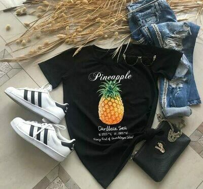 Pineapple Women T shirt