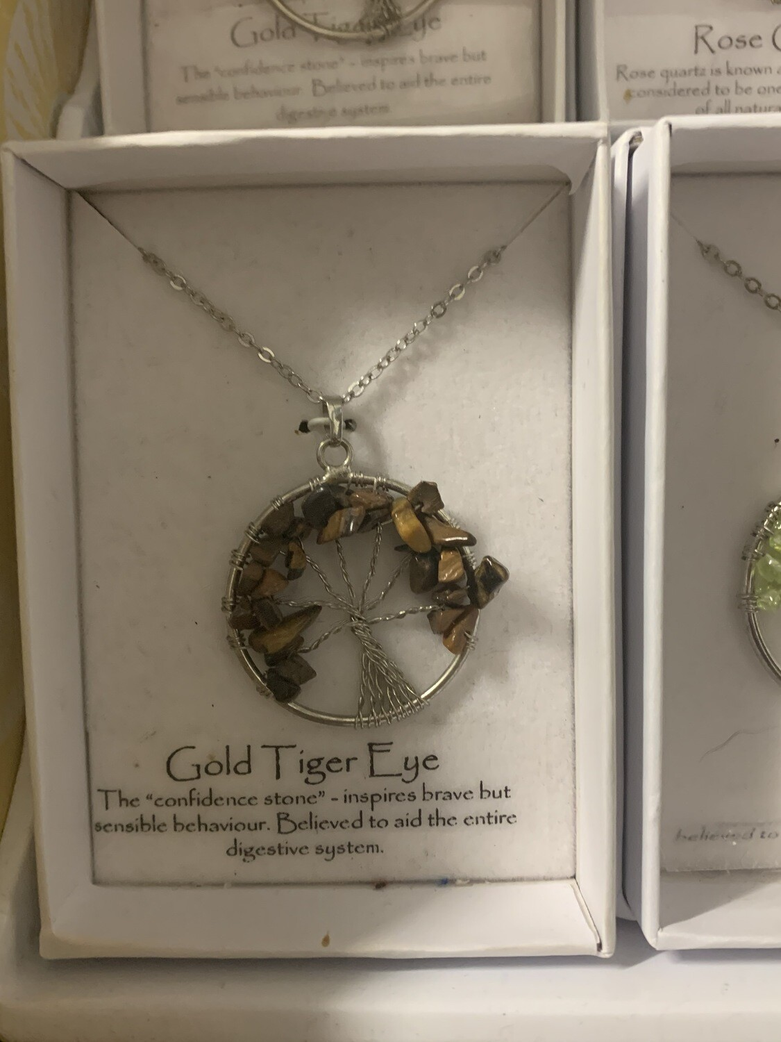 Tree of Life necklace, assorted