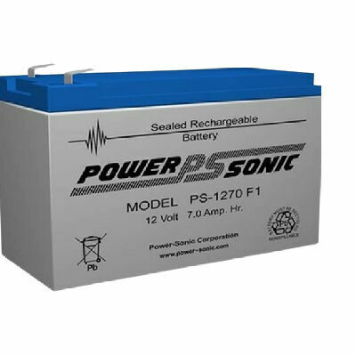 Alarm System Battery
