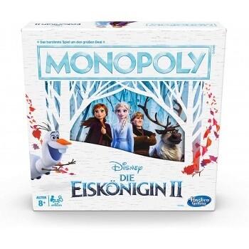 Monopoly Frozen 2