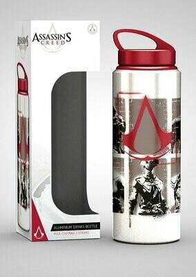 Assassins Creed Drink Bottle Stencil