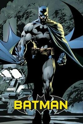 Batman Comic Maxi Poster Comic