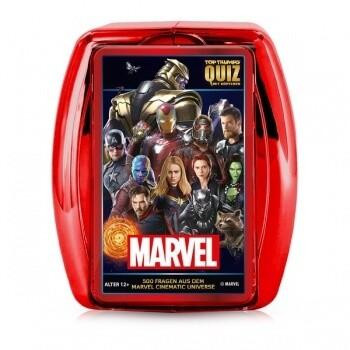 Quiz Marvel Cinematic Universe
