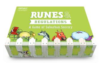 Runes & Regulations Base Game EN