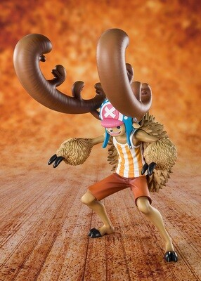 One Piece Figur Horn Point Chopper