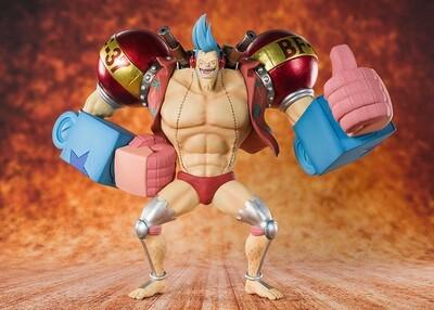 One Piece Figur Cyborg Franky