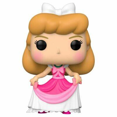 POP Figure Disney Cinderella in Pink Dress