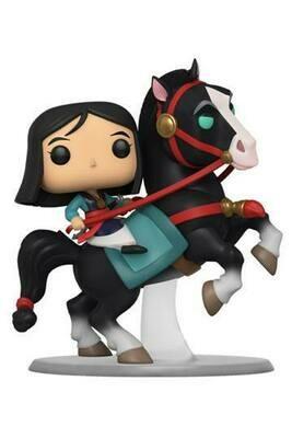 POP Figure Mulan on Khan