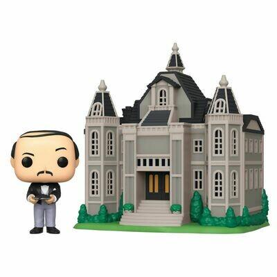 POP Figure DC Comics Batman 80th Wayne Manor with Alfred
