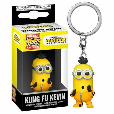 Pocket POP Keychain Minions 2 Kung Fu Kevin