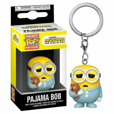 Pocket POP Keychain Minions 2 Pajama Bob