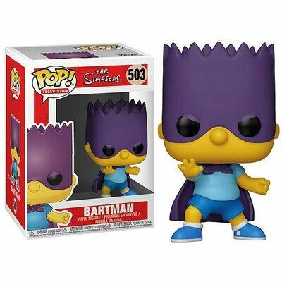POP Figure Simpsons Bartman