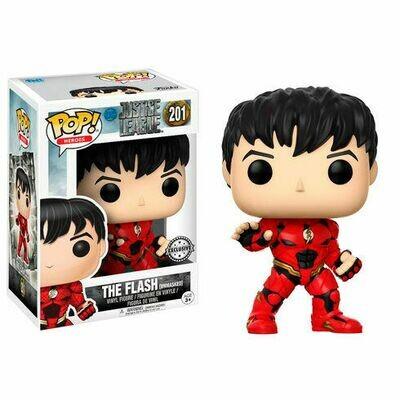 POP Figure DC Unmasked Flash Exclusive