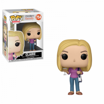 Pop Figure Modern Family Claire