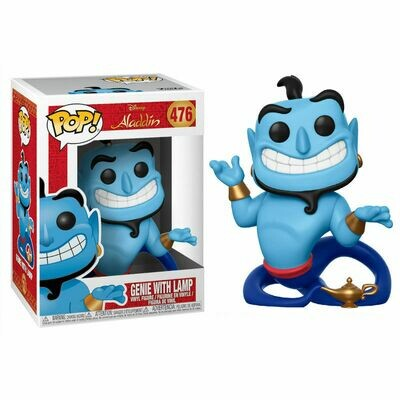 POP Figure Disney Aladdin Genie with Lamp