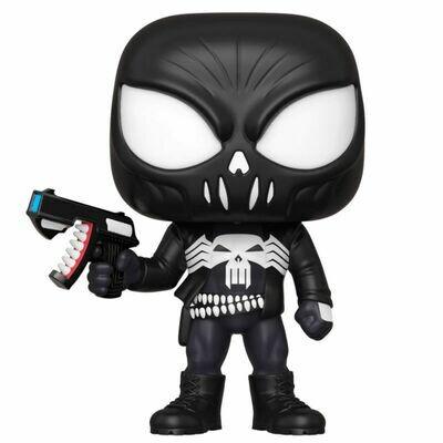 POP Figure Marvel Venom Punisher serie 3