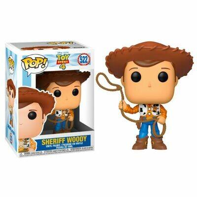 POP Figure Disney Toy Story 4 Woody