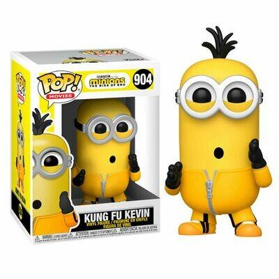 POP Figure Minions 2 Kung Fu Kevin
