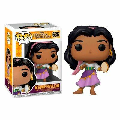 POP Figure Disney Hunchback of Notre Dame Esmeralda