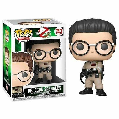POP Figure Ghostbusters Dr. Egon Spengler
