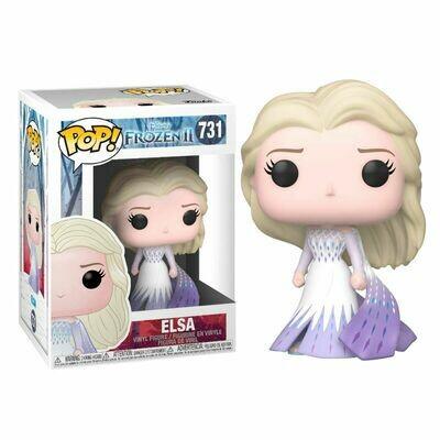POP Figure Disney Frozen 2 Elsa Epilogue