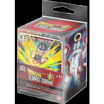 Dragon Ball Card Game Expansion Set BE11: Universe 7 Unison