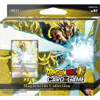 Dragon Ball Card Game Magnificent Collection Gogeta